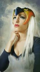 Sorceress by AngelaBermudez