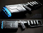 Batman Dark Knight Rises EMP Gun