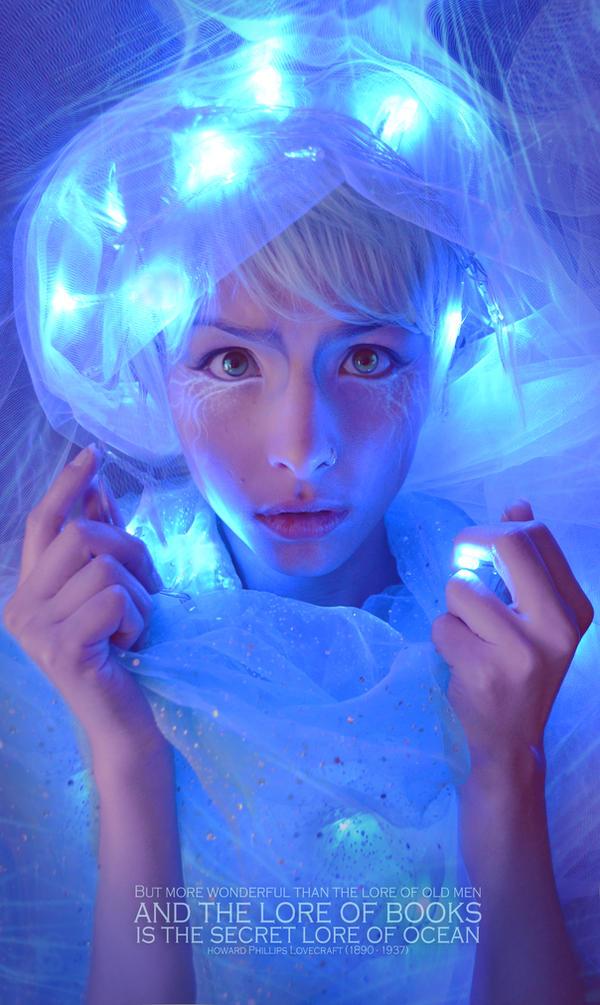 The Jellyfish by AngelaBermudez