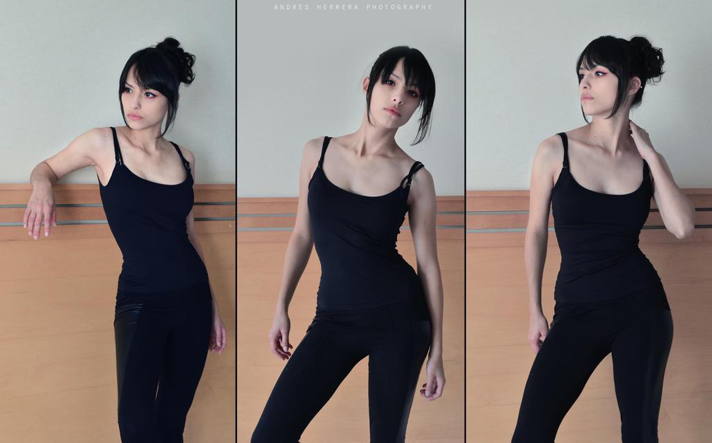 Modeling by AngelaBermudez