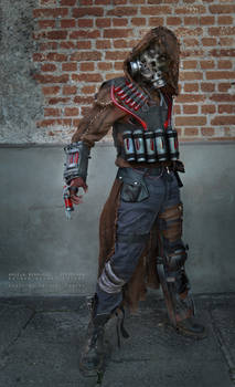 Scarecrow - Batman Arkham Knight