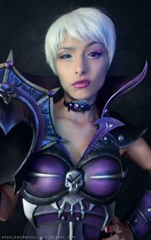 Evil Lyn Portrait