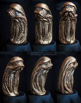 Chestburster Sculpture