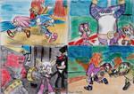 Sonic heroes all 4 teams