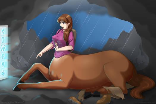 Jenny's New Hooves