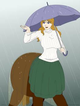 Just a Little Rain