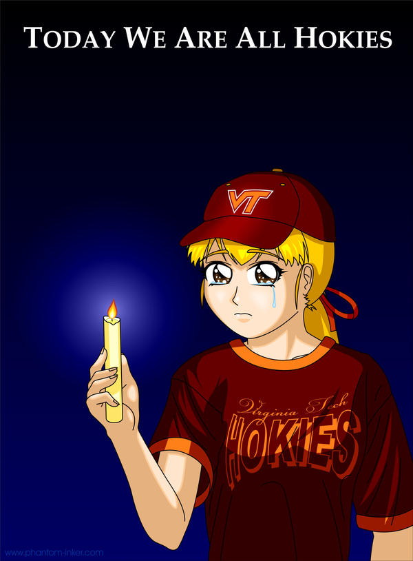 Today We Are All Hokies - 2 by phantom-inker