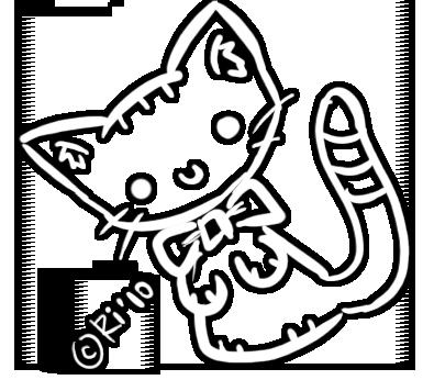 .::Cat Oo::. by EriJay