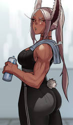 After Workout