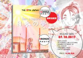 IMA Bronze winning 'Dream about Japan' publication