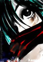 OC: Fugitive Xenon by YukiFrozen