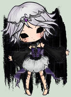 My Gaia Avi: DM mode by YukiFrozen
