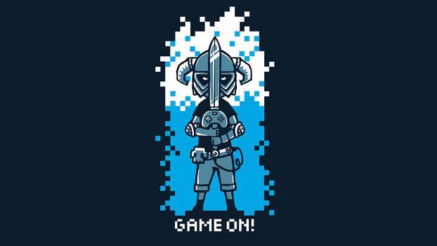 Gamescom Design Contest Entry: Game On!