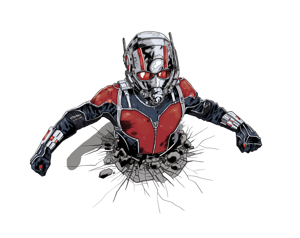 HD wallpapers ant man coloring pages