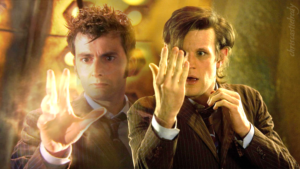 do the 10th and 11th doctors ever meet