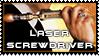Laser Screwdriver Stamp by chriscastielredy