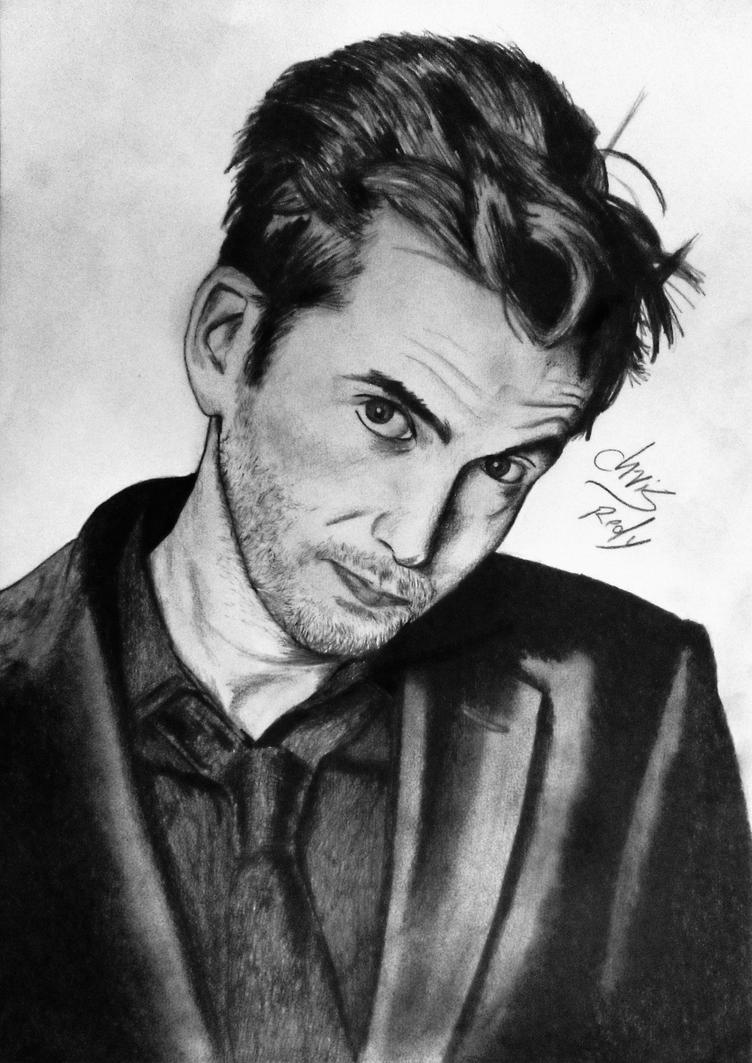 David Tennant - Much Ado About Nothing by chriscastielredy