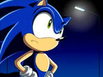 Sonic X : Sonic The Hedgehog