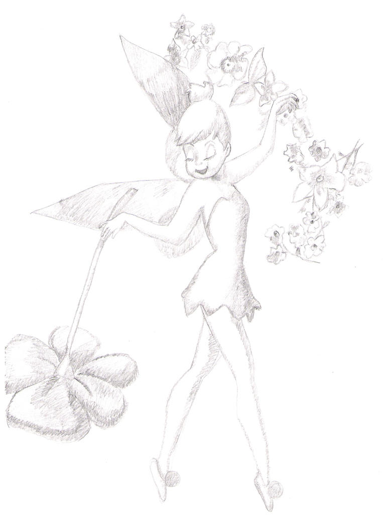 Pin Goth Fairy Coloring Page Tablynn Pictures On Pinterest