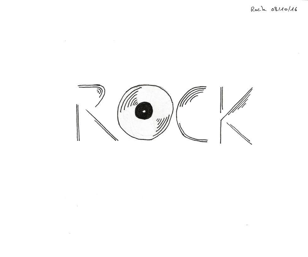 8-rock by punknower