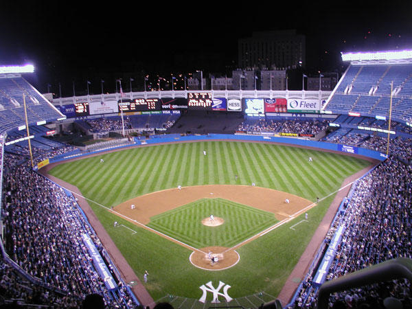 Yankee Stadium by youvegotpictures
