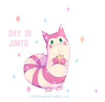 Day 20: Furret by BaekSkyward