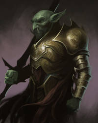 Goblin Warrior Alternative Armor