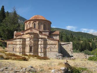 Heritage of Byzantium by BricksandStones