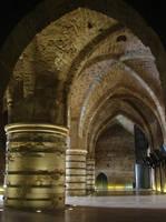 Halls beneath ruins by BricksandStones