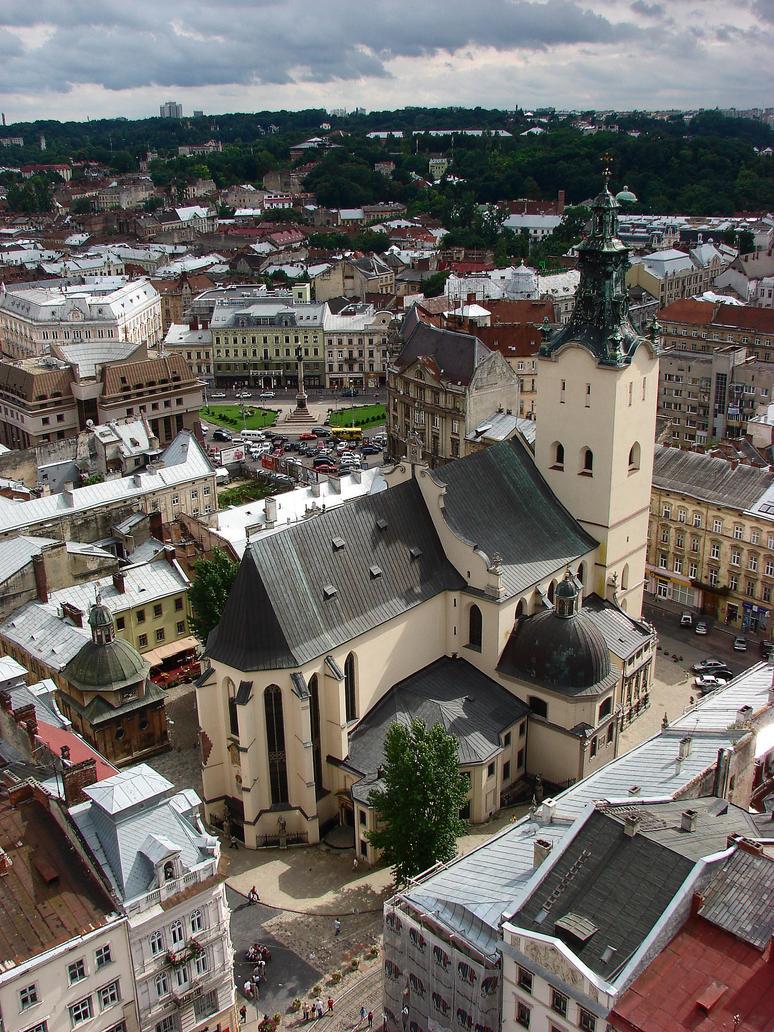 Among Latins, Armenians, Jews and Orthodox by BricksandStones