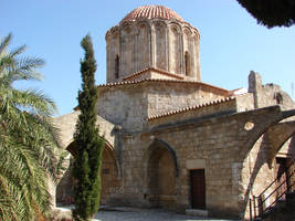 Where Greeks gather by BricksandStones