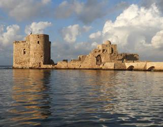 Island of Hope by BricksandStones