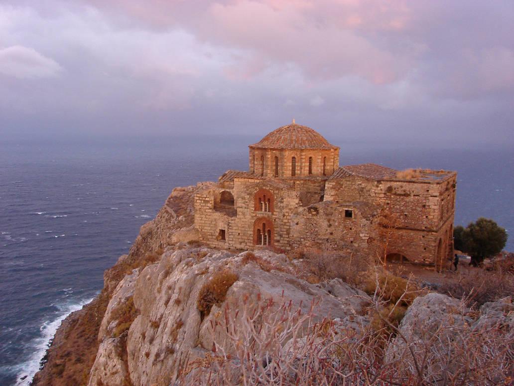 Gates of the Aegean by BricksandStones