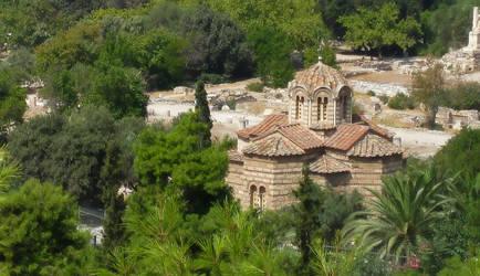 Apostles of Athens by BricksandStones