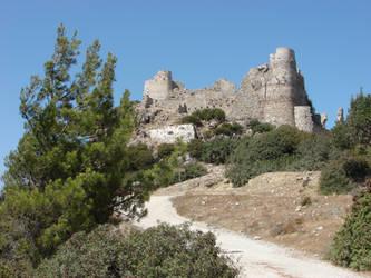Castle of healers by BricksandStones