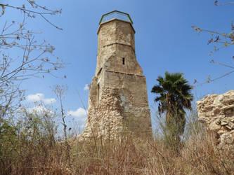 Ruins of Ibelin by BricksandStones