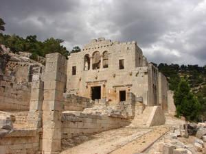 Nameless Monastery