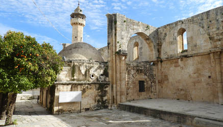Gothic in Palestine