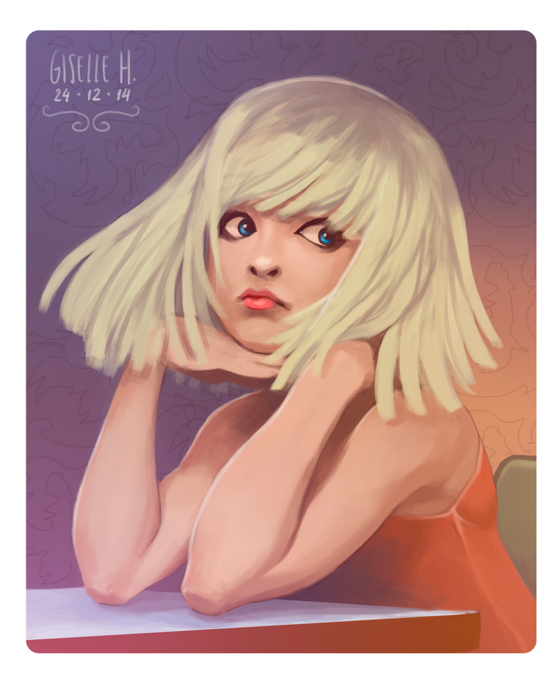 Chandelier maddie ziegler by ghyse on deviantart chandelier maddie ziegler by ghyse aloadofball Image collections