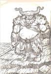 Horned Ogre