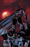 Batman: Miller Time Colored