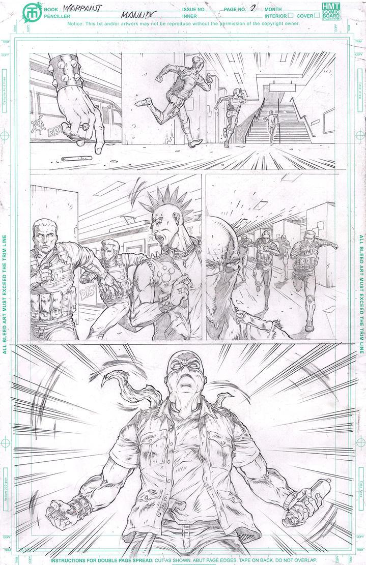 Warpaint Page 02 by MannixFrancisco