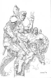Cable and Bishop