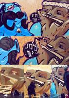 stoned mur by tronzero