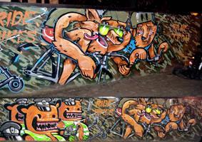 RIDE BIKES !!! by tronzero