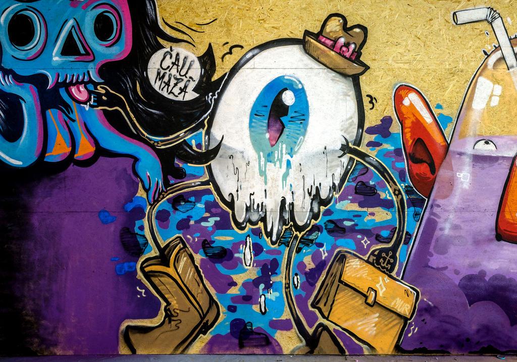 Narco eye by tronzero
