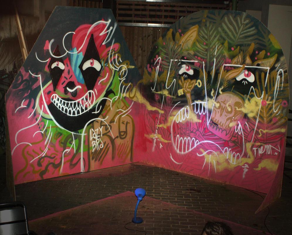 jungle warrior by tronzero