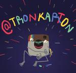 instagram @tronkarton by tronzero