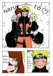 The Seductive Jutsu Page 8 Translated (Coloured)