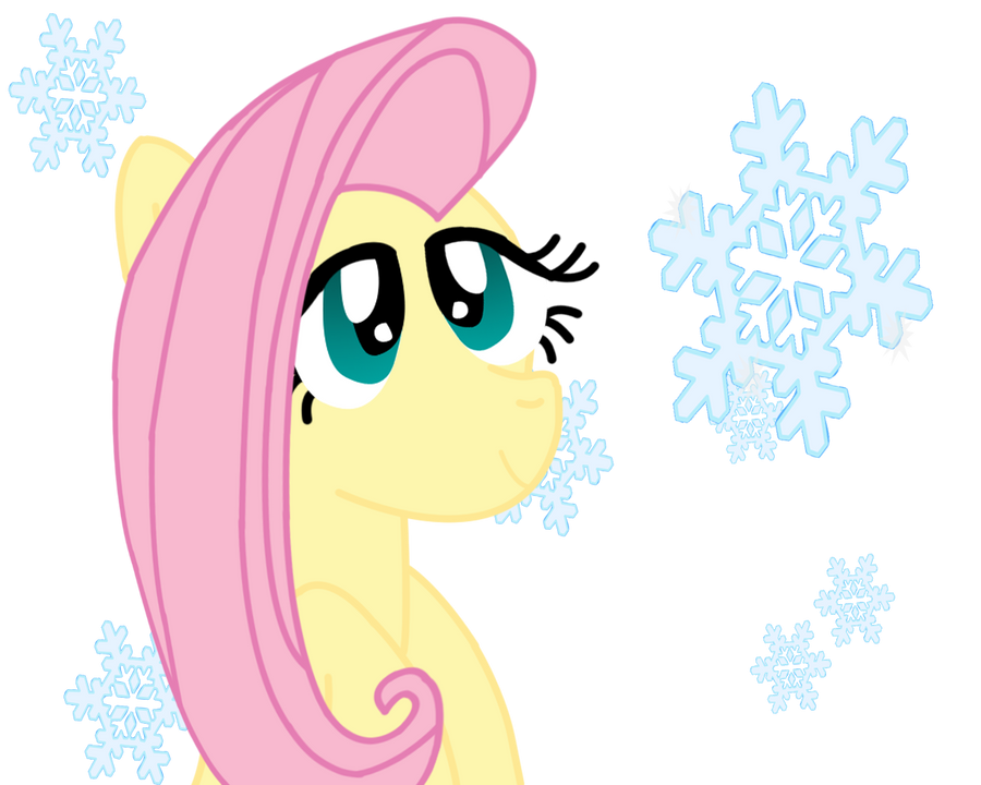 Deck the halls with boughs of Fluttershy! by JennieThePoorFilly